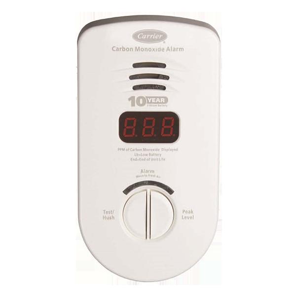 Carrier Carbon Monoxide Alarms